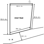 地積図(間取)